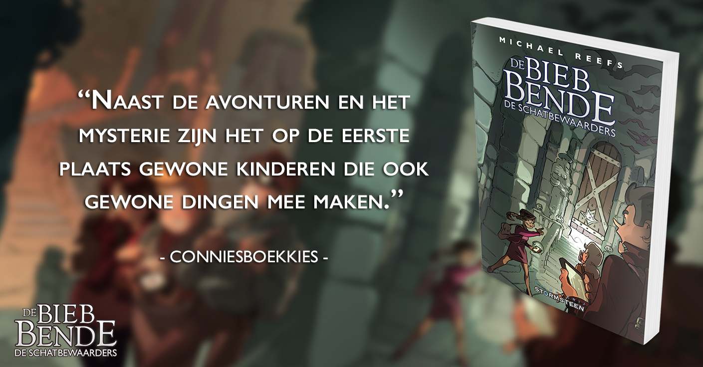 Quote De Schatbewaarders door Conny