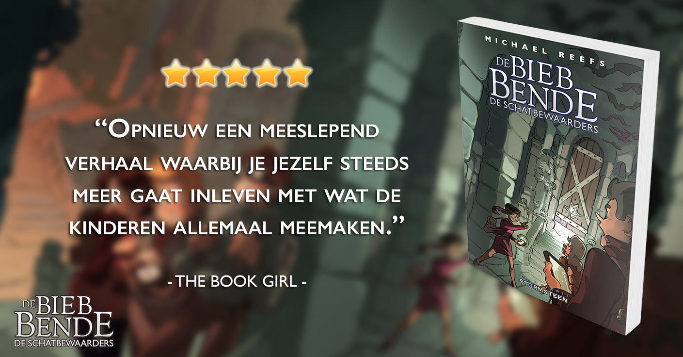 Quote De Schatbewaarders door Marion van The Book Girl